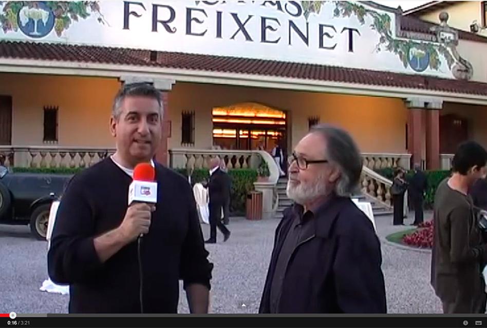 Entrevista al Pintor Joaquim Budesca · Gala Freixenet